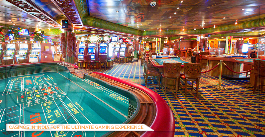 best casinos in india